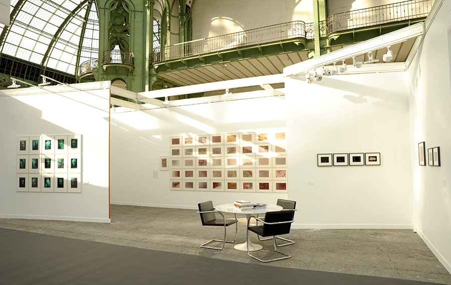 Galerie Sage, stand Paris photo