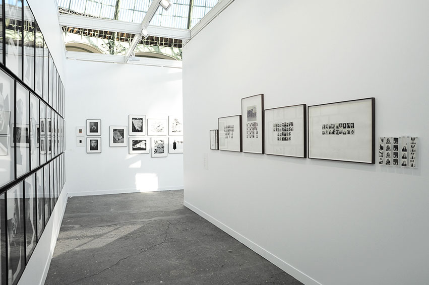 Galerie Sage, Paris Photo 2017, Grand Palais Paris